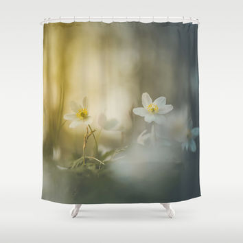 Untouched 2 Shower Curtain by HappyMelvin