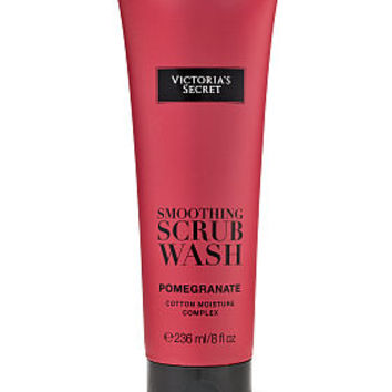 Pomegranate Smoothing Scrub/Wash - Victoria's Secret Body Care - Victoria's Secret