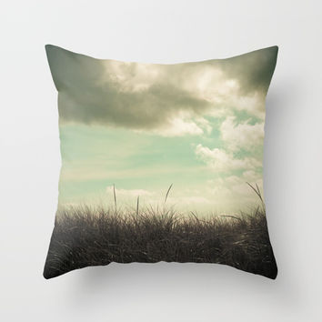 If Only Throw Pillow by Faded  Photos
