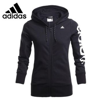 Original Adidas Women's jackets Hooded Sportswear