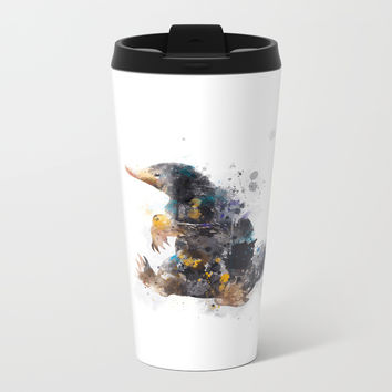 Niffler Metal Travel Mug by MonnPrint
