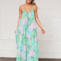 BUDDY LOVE Panama Maxi Dress