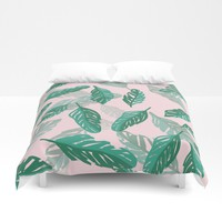 Tropical Duvet Cover by sm0w