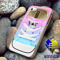 Converse Shoes pink blue For iPhone Case Samsung Galaxy Case Ipad Case Ipod Case