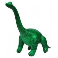 "Jet Creations Inflatable Brachiosaurus Dinosaur, 48"" Long"