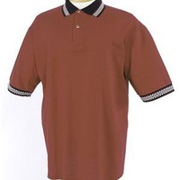 Jerzees 6.5 oz Cotton Pique Polo with Racing Trim