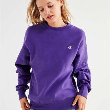 Champion New Fashion Reverse Weave Pullover Sweatshirt Top