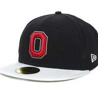 Ohio State Buckeyes NCAA 2 Tone 59FIFTY Cap