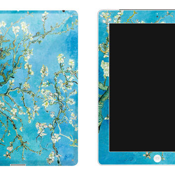 Blossoming Almonds iPad Skin