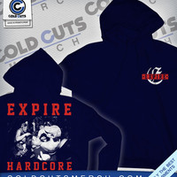 "Cold Cuts Merch - Expire ""Bar Live"" Hoodie"