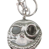 Disney Jack Good Day/Bad Day Pewter Key Ring