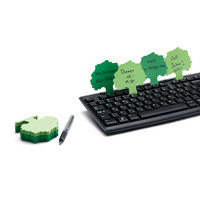 Cool gifts & cool stuff to buy for fun office at Monkey Business. Woods-keyboard reminders