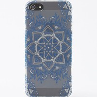 With Love From CA Cobalt Mandala iPhone 6/6s Case - Womens Scarves - Blue - One