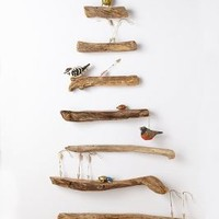 Driftwood TreeShelves by Anthropologie Neutral One Size House & Home