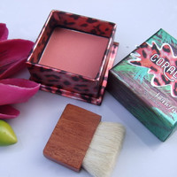 Benefit CORALISTA HOOLA DANDELION DEALS DALLAS THRRROB SALE GEORGIA BRONZING POWDER & BRUSH