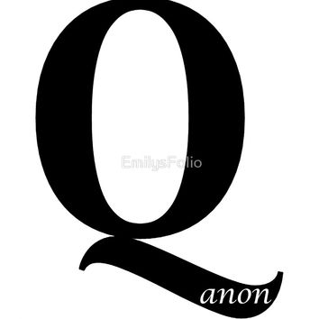 'QANON THE GREAT AWAKENING' by EmilysFolio