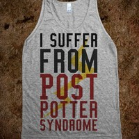 Post Potter Syndrome