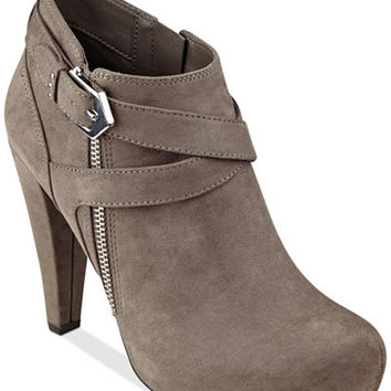 G by GUESS Taylin Platform Dress Booties - Boots - Shoes - Macy's