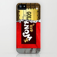 Wonka Theme phone case iPhone & iPod Case by RooDesign