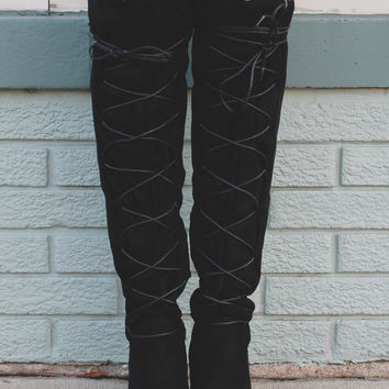 Infinity Over the Knee Boots