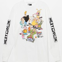 Cartoon Situation Long Sleeve T-Shirt at PacSun.com