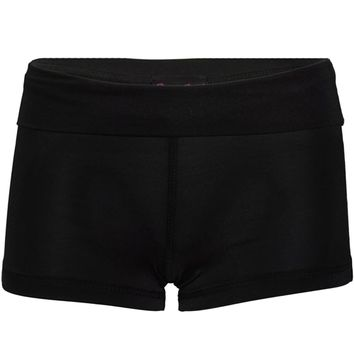 Booty Shorts in Black