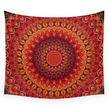 Society6 Mandala 261 Wall Tapestry