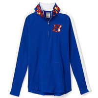 Boise State University Bling Half-Zip Tunic - PINK - Victoria's Secret