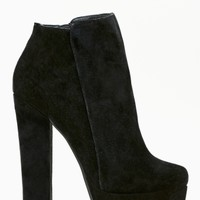 Shoe Cult Mischief Bootie - Black