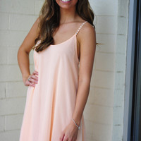 Sweet As A Georgia Peach Dress | Hope's