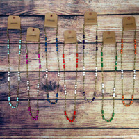 THE KEELY NECKLACE