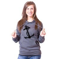 Anchor American Apparel Pullover Hoodie