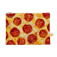 "KESS Original ""Pizza My Heart"" Pepperoni Cheese Everything Bag"