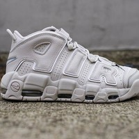 DCCK Nike Air More Uptempo '96 White