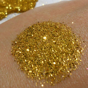 Gold Rush -  Sparkling Gold Cosmetic Glitter