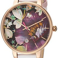 Women's Classic Charm Watch Ted Baker Collection-10031547