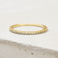 Eternity Ring - Gold