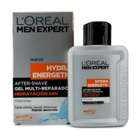 L'Oreal Men Expert Hydra Energetic After Shave Multi-Repairing 24H Hydration Gel 100ml