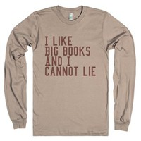 Big Books-Unisex Cinder T-Shirt