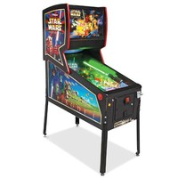 Refurbished Star Wars: Episode I Pinball Machine | Frontgate