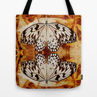 THE BEAUTY OF BUTTERFLIES Tote Bag by Catspaws | Society6