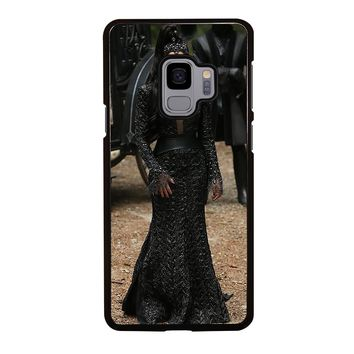 ONCE UPON A TIME EVIL QUEEN Samsung Galaxy S9 Case