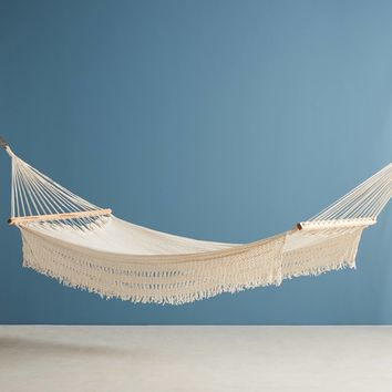Crocheted Hammock
