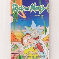 Rick And Morty Volume 1 By Zac Gorman | Urban Outfitters