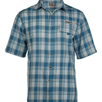 Men's Crossover UV Vented Fishing Shirt