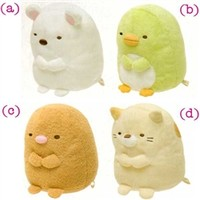 "San-X Sumikko Gurashi ""Things in the Corner"" 5.5"" Plush"