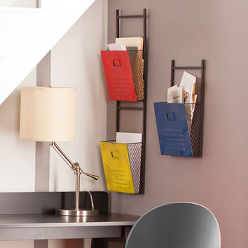 Holly & Martin Houtes Wall File Holders (Set of 3) | Overstock.com Shopping - The Best Deals on Office Storage & Organization
