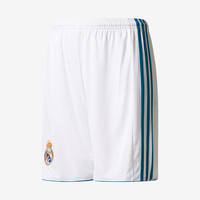 Real Madrid 2017-18 Youth Home Shorts