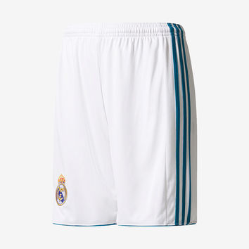 Real Madrid 2017-18 Home Shorts