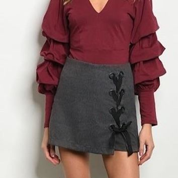 Spice Things Up Skirt